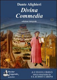 9788889352311: Divina Commedia. Audiolibro. CD Audio formato MP3. Ediz. integrale
