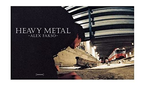 Heavy Metal: Alex Fakso, Giovanna