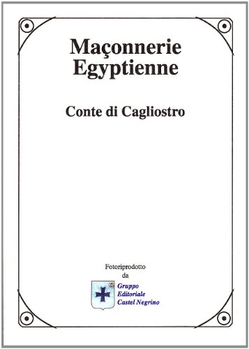 9788889662014: Maconnerie egyptienne