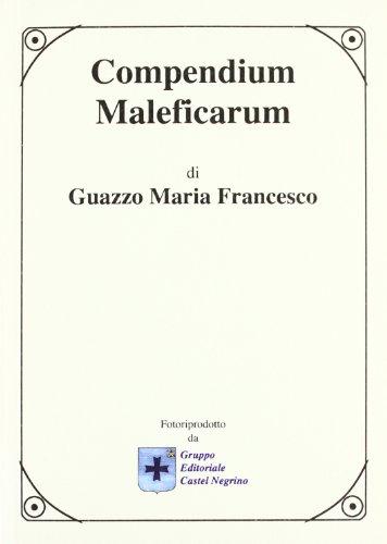 9788889662083: Compendium Maleficarum.