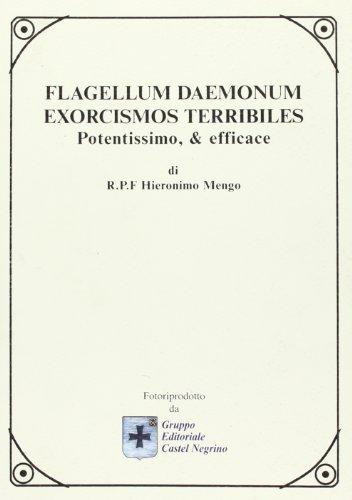 Flagellum daemonum.exorcismos terribiles: Manego, Hieronimo