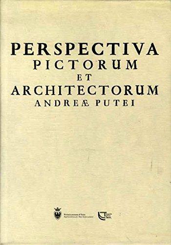 9788889706671: Andrea Pozzo. Prospectiva pictorum et architectorum