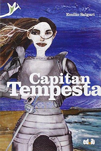 9788889726907: Capitan Tempesta