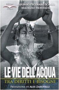9788889772034: Le vie dell'acqua. Tra diritti e bisogni