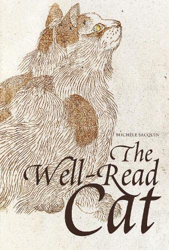 9788889854563: THe well-read cat. From the National library of France. Ediz. illustrata