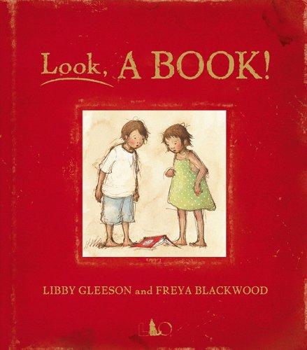 9788889854891: Look, A BOOK!