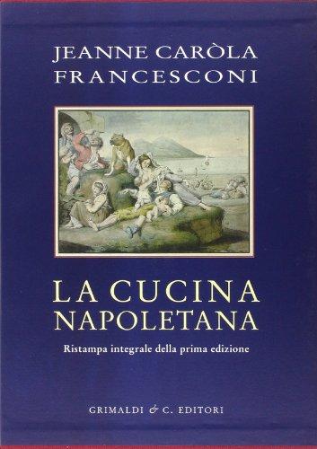 9788889879580: Cucina napoletana