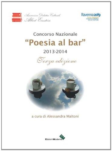 Poesia al bar. 2013-2014