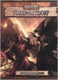 9788889926147: Warhammer Fantasy Roleplay. Torri di Altdorf