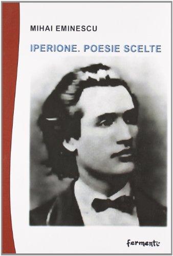 9788889934548: Iperione (Nuovi Fermenti. Letteratura internaz.)