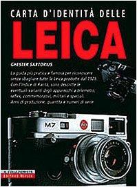 9788890005909: Carta d'identità delle Leica