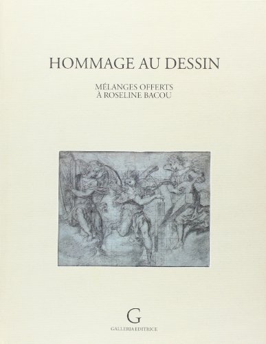 9788890013690: Hommage au dessin: Melanges offerts a Roseline Bacou (French Edition)