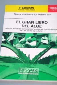 9788890030925: Gran libro del aloe. Historia
