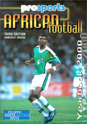 9788890032516: Prosports African Football Yearbook