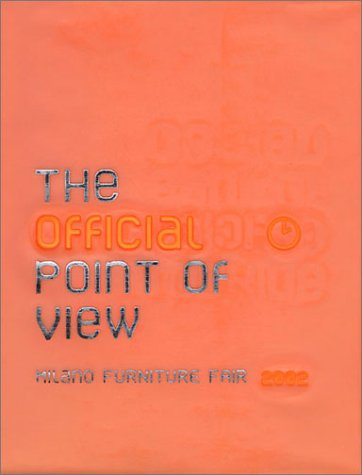 9788890082207: The Official Point of View