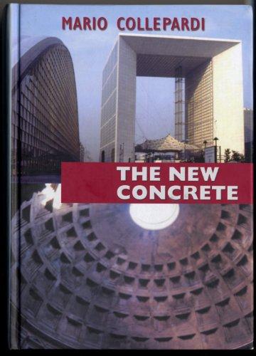 9788890146947: The New Concrete (PLUS CD)