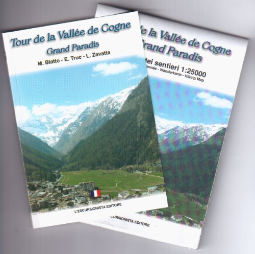 9788890193767: Tour of the Cogne Valley - Gran Paradiso