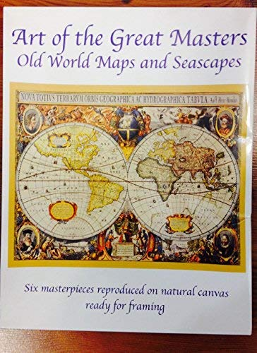 9788890196300: Art of the Great Masters Old World Maps and Seascapes