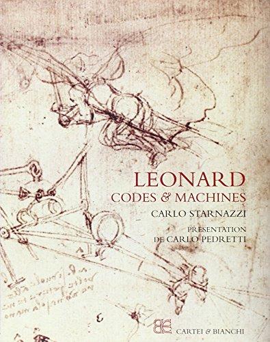 9788890205668: Leonardo. Codici e macchine. Ediz. francese