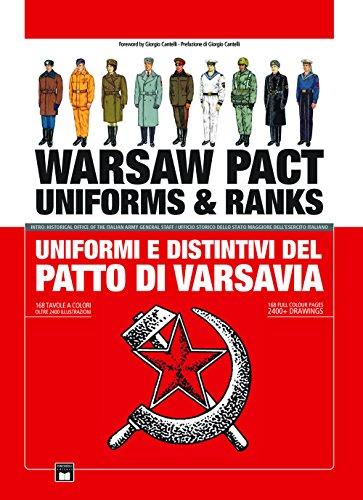 Warsaw Pact Uniforms and Ranks: Giorgio Cantelli