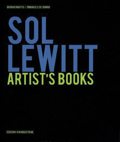 9788890345920: Sol LeWitt: Artist's Books