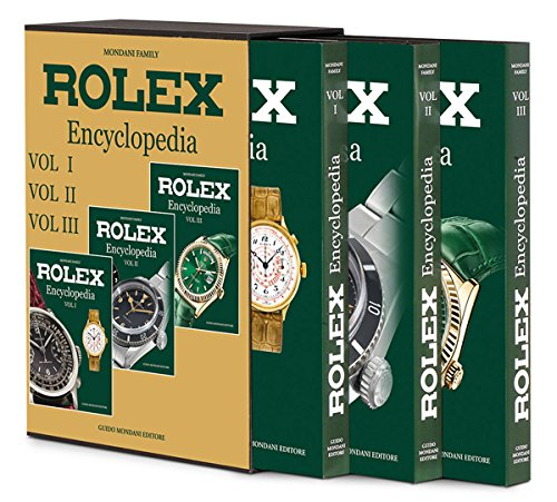 9788890372377: Rolex Encyclopedia