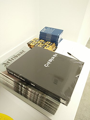 9788890528408: CARDI BLACK BOX.