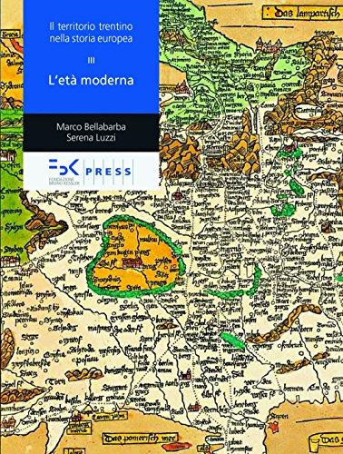 9788890538933: Il territorio trentino nella storia europea: 3