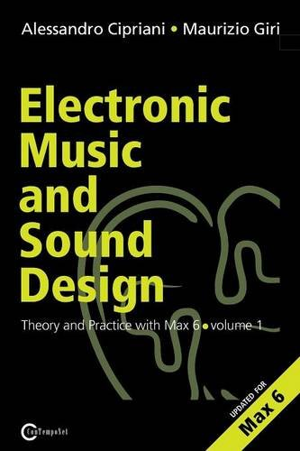 9788890548451: Electronic music and sound design: 1