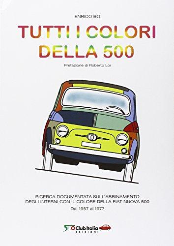 Fiat 500 Nuova Abebooks