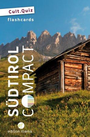 9788890580420: Südtirol compact. Flashcards. Die Quizkarten über Südtirol