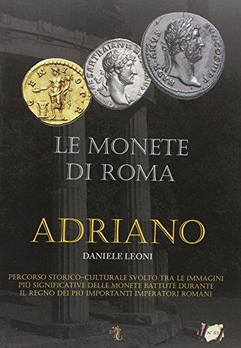 9788890593413: Le monete di Roma. Adriano