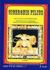 9788890669217: Ciceronis filius