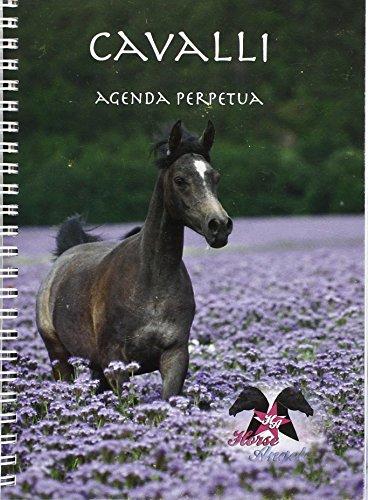 9788890752087: Cavalli. Agenda perpetua