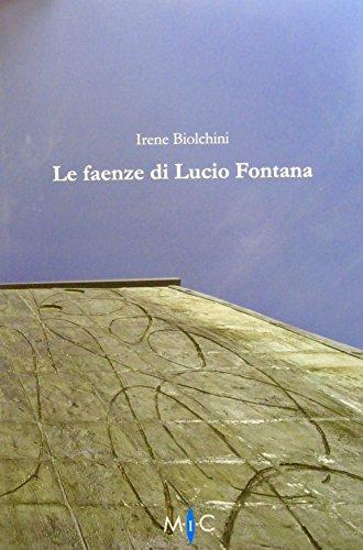 9788890770814: Le faenze di Lucio Fontana