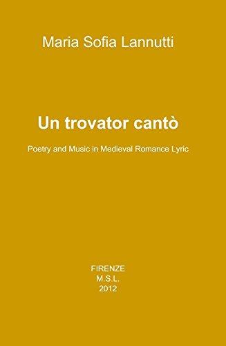 9788891021199: Un trovator cantò (La community di ilmiolibro.it)
