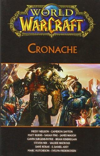 9788891202918: Cronache. World of Warcraft