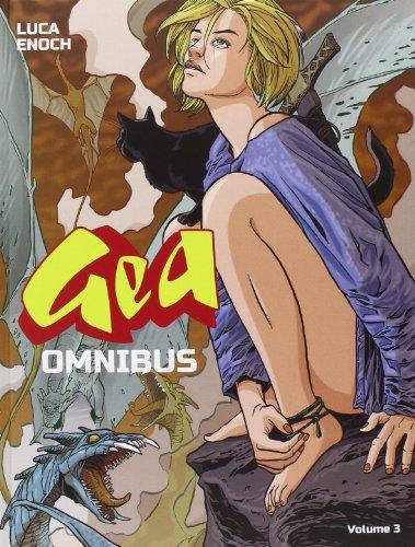 9788891203472: Gea omnibus: 3