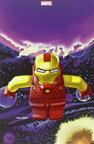 9788891203632: Iron Man & New Avengers 7 Variant Cover Lego