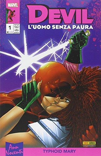 9788891204370: Typhoid Mary. Devil l'uomo senza paura (Collezione 100% Panini Comics)