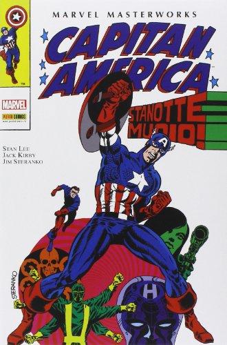 9788891204462: Capitan America