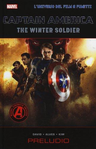 9788891205056: Captain America. The winter soldier. Preludio