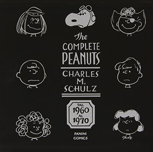 9788891207319: The complete Peanuts vol. 6-10: Dal 1961 al 1970