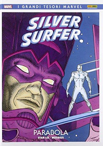 9788891207357: Parabola. Silver Surfer