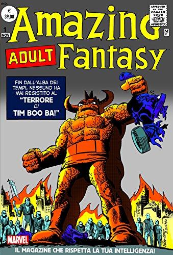 9788891207388: Amazing adult fantasy