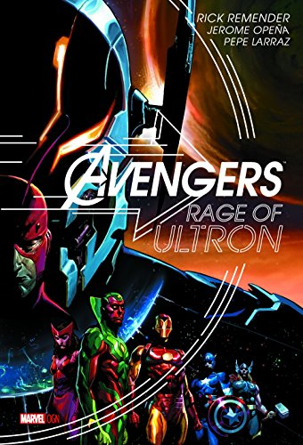 9788891216236: Rage of Ultron. Avengers (Marvel OGN)
