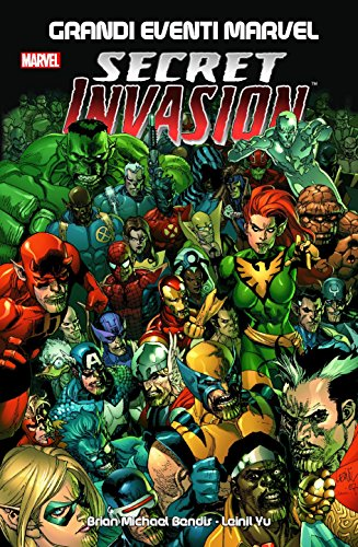 9788891218032: Secret Invasion Prima Ristampa