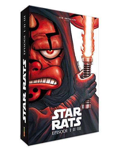 9788891218575: Star rats vol. 1-2-3