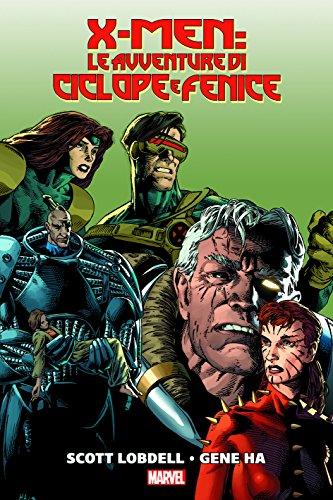 9788891218674: X-Men: Le avventure di Ciclope e Fenice