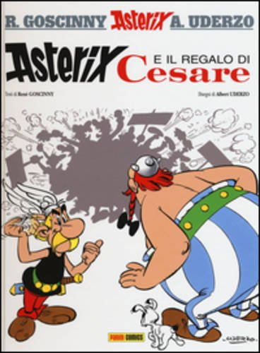9788891219824: Asterix e il regalo di Cesare: 21